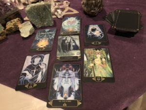 tarot deck interview | Celtic Healing