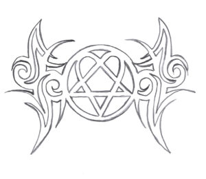 Celtic Healing logo