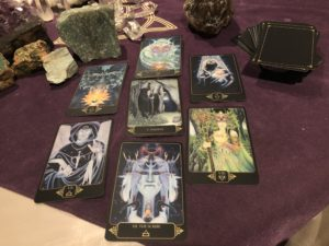 tarot deck interview