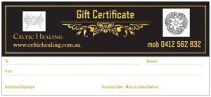 unique gift certificates