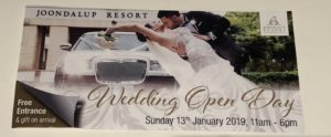 Joondalup Resort Wedding Expo