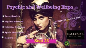 Psychic and Wellness Expo